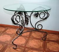 Стол (художественная ковка)