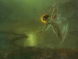 Дух ночи (Дж.А. Гримшау, 1879 г.)