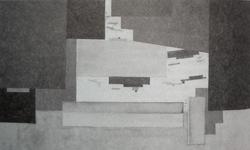 Супрематизм. Эскиз занавеса (К.Малевич, Л.Лисицкий, Конец 1919 г.)