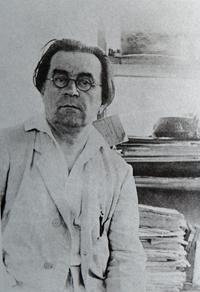 Казимир Северинович Малевич (Май 1930 г.)