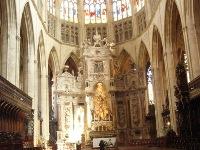 Убранство собора Сент-Этьенн
