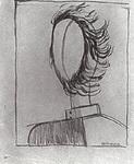Мужская голова.