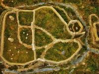 Макет Татарского городища в Ставрополе