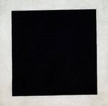 Картина Казимира Малевича Черный квадрат.