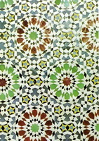 Мозаичная арабеска