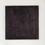 Черный супрематический квадрат.