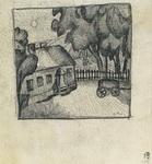 Картина Малевича Дома.