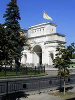 Триумфальная арка - символ Ставрополя