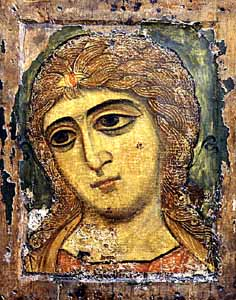"""Ангел Златые Власы"". Около 1200 г."