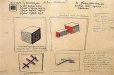 Таблица №1. Формула супрематизма 1913 г.