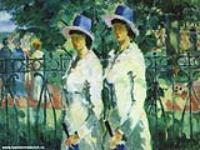 Сестры. 1930