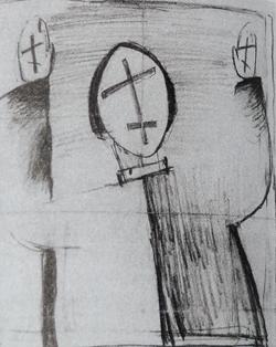 Мистик (Около 1932 г.)