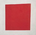 Красный квадрат.