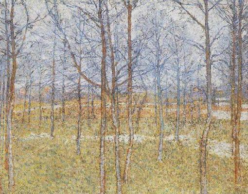 Весенний пейзаж (Малевич К.С.)