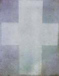Супрематизм (Белый крест).