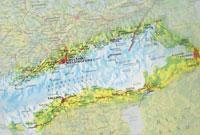 Финский залив (карта)