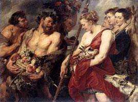 Возвращение Дианы с охоты (Питер Пауль Рубенс)