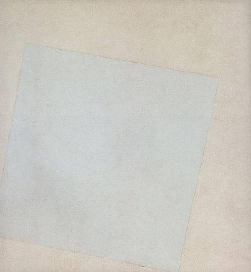 Белое на белом (Белый квадрат).