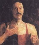 Казимир Северинович Малевич. Кузнец.